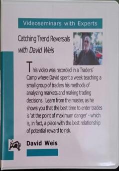 Catching Trend Reversals (4 Hour DVD)